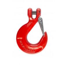Крюк с вилочным креплением для цепных стропов 1,12 т цепь 8 кл. 6х18 мм