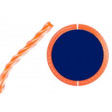 Леска для триммера спиральная 2,4мм*15м