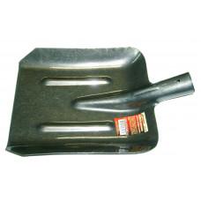 Лопата совковая без черенка 225*270*340мм