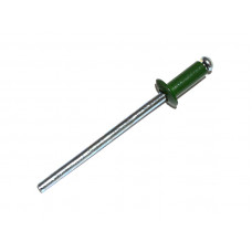 Заклёпка вытяжная 3,2х8 RAL6005