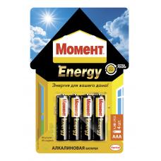 """Батарейка """"МОМЕНТ ENERGY"""""""