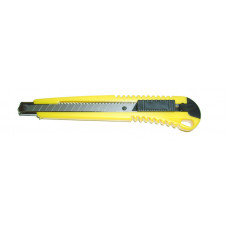 Нож 9 мм, сегмент, напр, пластик корпус