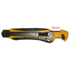 Нож 25 мм, сегмент, напр, +3лезвия, комби