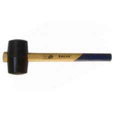 Киянка резиновая 450 мм с деревян. ручкой 20092