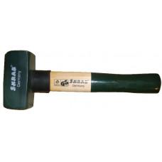 Кувалда 1000г с деревян. ручкой